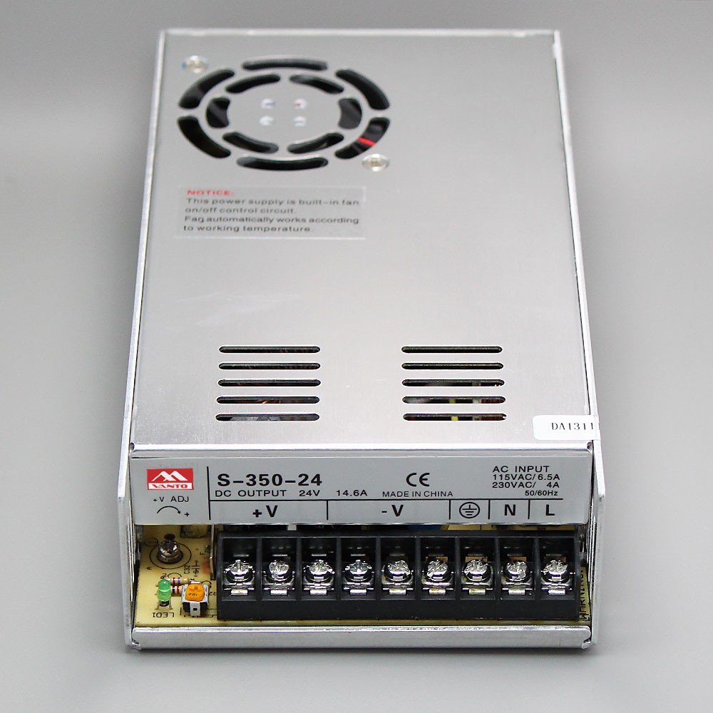 S-350W Single Output Switching Power Supply