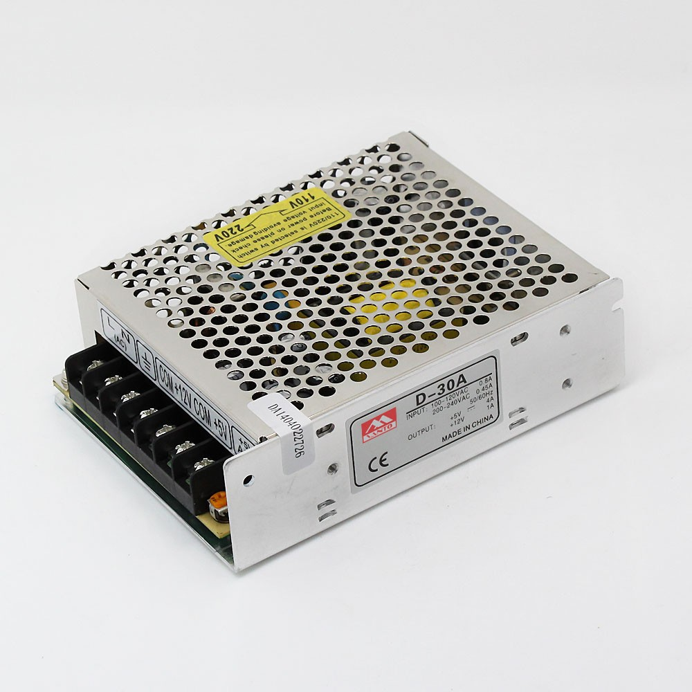D-30W Dual Output Switch Power Supply