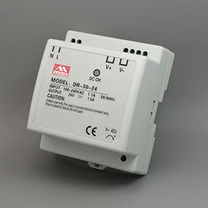 DR-30W Din Rail Power Supply