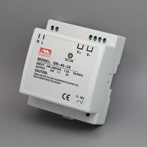 DR-45W Din Rail Power Supply