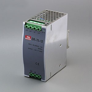 DR-75W Din Rail Power Supply