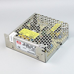 S-25W Single Output Switching Power Supply