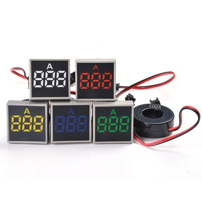22mm LED Digital Ammeter
