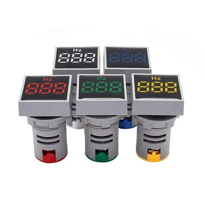 22mm LED Digital Frequency Meter